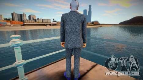Vergil - Yakuza 6 for GTA San Andreas