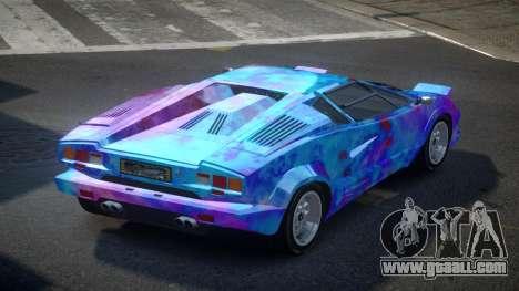 Lamborghini Countach GST-S S4 for GTA 4