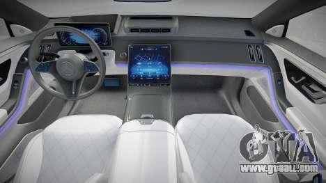 Mercedes-Benz S500 4matic w223 for GTA San Andreas