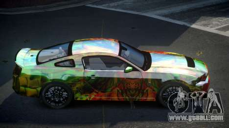 Shelby GT500 GST-U S1 for GTA 4
