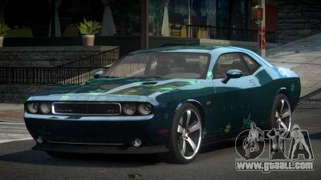 Dodge Challenger SRT GS-U S9 for GTA 4