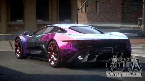 Jaguar C-X75 SP-U S10 for GTA 4