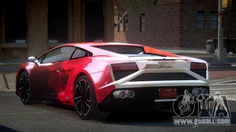 Lamborghini Gallardo IRS S10 for GTA 4