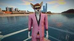 Random Furry Skin for GTA San Andreas