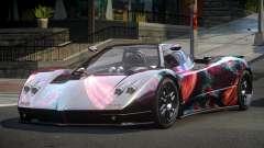 Pagani Zonda BS-S S9 for GTA 4