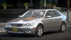 Lexus IS300 U-Style for GTA 4