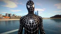 Spiderman 2007 (Black) for GTA San Andreas
