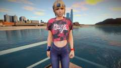 DOA Marie Rose Fashion Casual V1 for GTA San Andreas