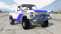 Ford F-100 Flareside Abatti Racing Trophy Truck〡add-on for GTA 5