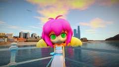 Puyo Puyo-Harpy V2 for GTA San Andreas