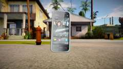 Nokia 5230 for GTA San Andreas