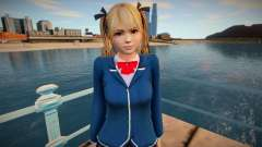 DoA5:LR Marie Rose - Tenkubashi for GTA San Andreas