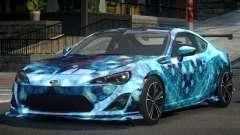 Subaru BRZ SP-U S9 for GTA 4