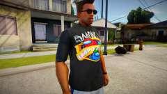 New T-Shirt - tshirtzipgry for GTA San Andreas