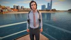 Adam Driver Detective Mod v2 for GTA San Andreas