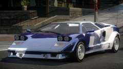 Lamborghini Countach GST-S S9 for GTA 4