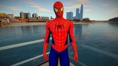 Spiderman 2002 Yellow Eye Optional for GTA San Andreas