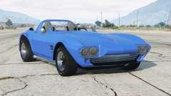 Chevrolet Corvette Grand Sport roadster 1963〡add-on for GTA 5