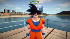 Goku Skin v2 for GTA San Andreas