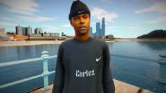 Lisiy Niga for GTA San Andreas