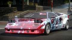 Lamborghini Countach GST-S S7 for GTA 4