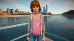 Max - Life Is Strange for GTA San Andreas