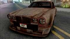 Jaguar XJC Broadspeed for GTA San Andreas