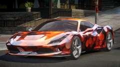 Ferrari F8 BS-R S8 for GTA 4