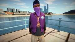 50Cent - Ballas3 for GTA San Andreas
