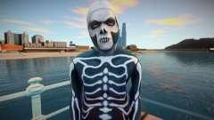 Bully Halloween Skin for GTA San Andreas