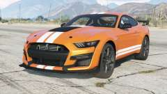 Ford Mustang Shelby GT500 2020〡add-on for GTA 5