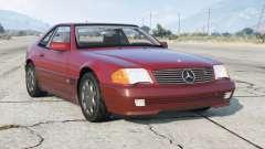 Mercedes-Benz 600 SL (R129) 1991〡add-on v1.2 for GTA 5