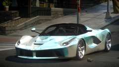 Ferrari LaFerrari PSI-U S4 for GTA 4