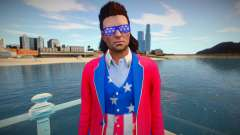 Man clothing style of the United States from GTA for GTA San Andreas