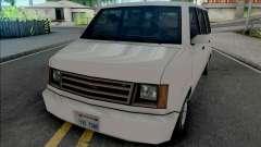 Moonbeam (Standard Van) for GTA San Andreas