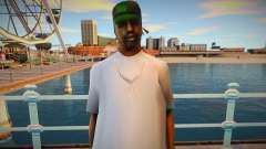 New Fam 2 skin for GTA San Andreas