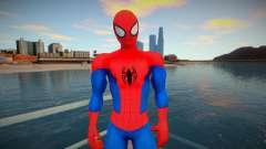 Spider-Man (Disney XD) for GTA San Andreas
