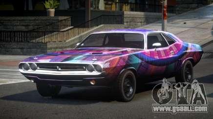 Dodge Challenger BS-U S2 for GTA 4