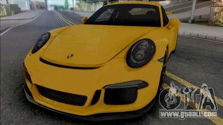 Porsche 911 (991) GT3 for GTA San Andreas