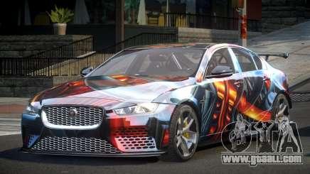 Jaguar XE GST S3 for GTA 4