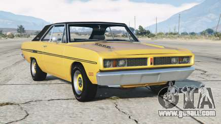 Dodge Charger 1976〡of Brazil v2.0 for GTA 5