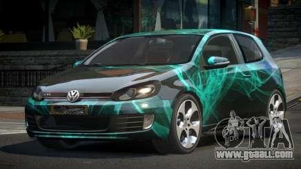 Volkswagen Golf GST S7 for GTA 4