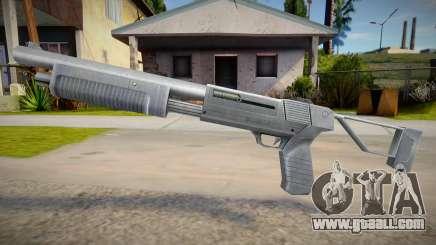 [C&C][Renegade] Shotgun for GTA San Andreas
