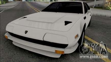 Lamborghini Jarama 1970 [IVF VehFuncs ADB] for GTA San Andreas