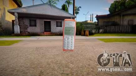 Nokia 1100 for GTA San Andreas