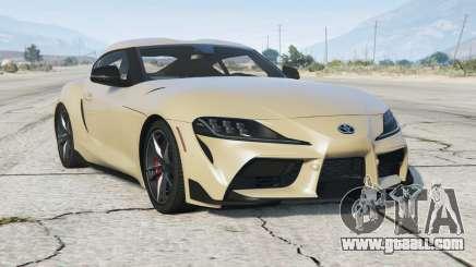 Toyota GR Supra (A90) 2019〡add-on v1.6 for GTA 5
