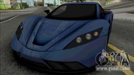Kepler Motion 2011 for GTA San Andreas