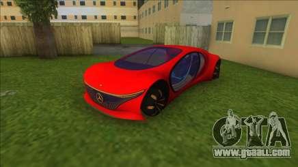 Mercedes-Benz Vision AVTR for GTA Vice City