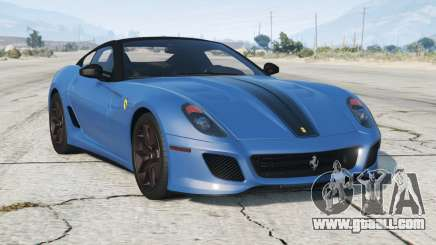 Ferrari 599 GTO 2010〡add-on for GTA 5