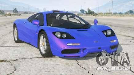 McLaren F1 1993〡add-on v1.1 for GTA 5
